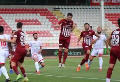 TFF 1. Lig - Boluspor: 1 - Hatayspor: 0