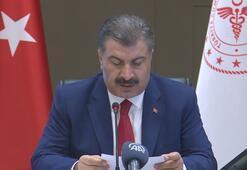 Sağlık Bakanı Kocadan maske açıklaması