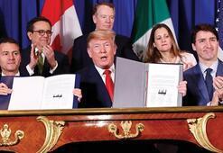 Son dakika... Kasım 2018de imzalanan anlaşma yürürlüğe giriyor