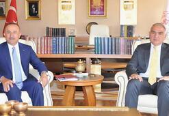 Mevlüt Çavuşoğlu ve Mehmet Nuri Ersoy Almanyaya gidiyor