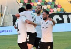 Altay - Osmanlıspor: 3-0