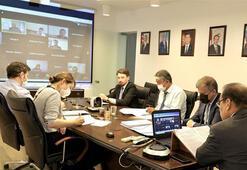 Türk Konseyinden Yatırım Fonu toplantısı yapıldı