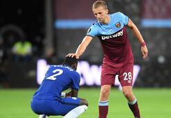 Chelsea deplasmanda West Ham Uniteda 3-2 yenildi