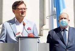 Ukrayna Dışişleri  Bakanı geliyor