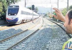 314 milyon Euro'luk demiryolu kredisi