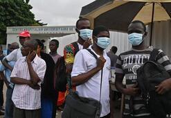 Afrikada corona virüs vaka sayısı 421 bin 307ye yükseldi