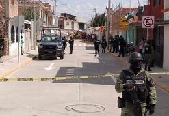 Meksikada rehabilitasyon merkezine silahlı saldırı: Çok sayıda ölü var