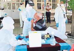 Korona virüs vakalarında artış yaşanan Küner'de 4 kişi hayatını kaybetti