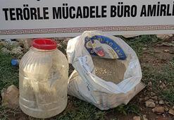 Nusaybinde, menfezde alüminyum tozuyla güçlendirilen TNT patlayıcı bulundu