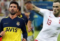 Başakşehirde sol beke iki aday: Hasan Ali ve Rybus