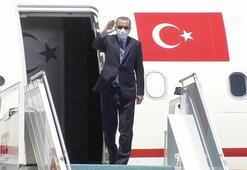 Son dakika Cumhurbaşkanı Erdoğan Katara gitti