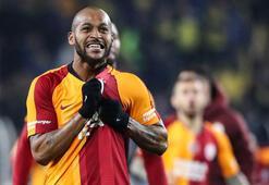 Son dakika | Galatasaraya Marcao müjdesi Takımla çalıştı...