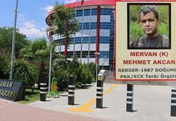 Tutuklanan PKKlı, örgüte ait 2 sığınağın yerini söyledi