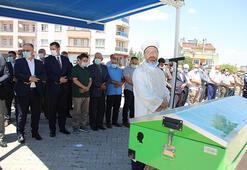 Diyanet İşleri Başkanı Erbaş, Sivasta cenaze namazı kıldırdı
