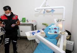 Başkentte kaçak muayenehane operasyonu düzenlendi, 14 gözaltı