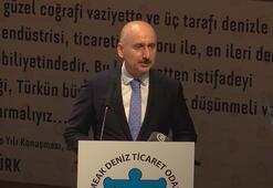 Bakan Karaismailoğlu,  Deniz Ticaret Odası Toplantısında konuştu: Türkiye büyüyecek ve güçlenecek