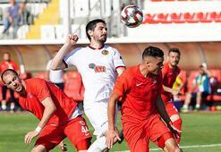 Cesar Grup Ümraniyespor  -  Eskişehirspor: 3-0