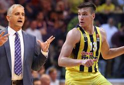 Fenerbahçe Beko Igor Kokoskov ile anlaştı Bogdanovic etkisi...
