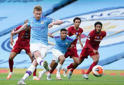 Manchester City - Liverpool: 4-0