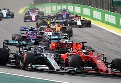 Formula 1de sezon Avusturyada başlıyor