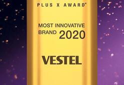 Vestel'e 'Yenilikçi  Marka' ödülü geldi