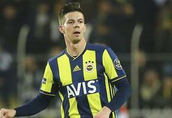 Fenerbahçede Miha Zajc'a gün doğdu