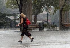 Son dakika... Hava durumu nasıl olacak 8 il için yağmur uyarısı
