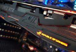 Asus GeForce RTX 3080 Ti ROG Strix görüntülendi