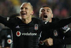 Son dakika Beşiktaş transfer haberleri   Roma, Vidaya kanca attı