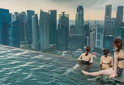 Zengin şehir devleti Singapur