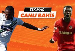 Denizlispor - Gaziantep FK canlı bahis heyecanı Misli.comda