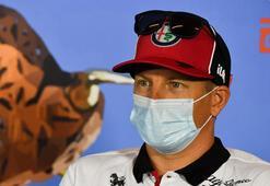 Formula 1de en yaşlı pilot Raikkonen