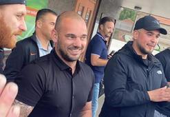 Sneijder için ayaklandılar Robbenden sonra...