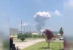Sakarya Hendek havai fişek fabrikası nerede Patlama nerede oldu Harita...
