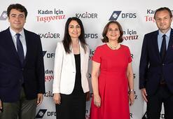 DFDS ve KAGİDER kadın girişimcilerin ürünlerini  ücretsiz taşıyacak