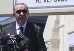 Cumhurbaşkanı Erdoğan: Libyadaki süreci çok daha yakın bir markaj içinde sürdürelim istiyoruz