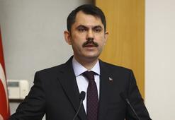 Bakan Kurum, Leventteki Barbaros Hayrettin Paşa Camisi Temel Atma Töreninde konuştu