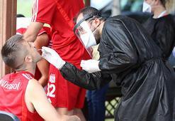 Son dakika | Sivassporun koronavirüs testlerinde pozitif vakaya rastlanmadı