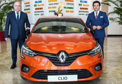 Yılın Otomobili ödülü fabrikadaki yerini aldı