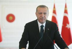 Cumhurbaşkanı Erdoğan tarihi açılışta iki sektöre dikkat çekti