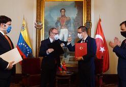 Türkiye ile Venezuela Arasındaki Ticaretin Geliştirilmesi Anlaşması  onaylandı