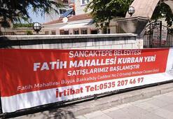 Sancaktepe Belediye Başkanı Şeyma Döğücüden İmamoğluna pankart sitemi