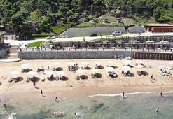 Bu plaj haftada 4 gün sadece kadınları ağırlayacak