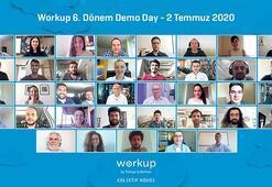 Workup'ta girişimlere online mezuniyet
