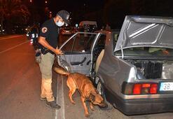 3 bin polisle huzur ve güven uygulaması Didik didik aradılar