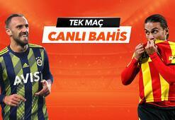 Fenerbahçe - Göztepe maçı Tek Maç ve Canlı Bahis seçenekleriyle Misli.com'da