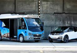 BMW ve Karsan'dan iş birliği