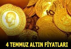 4 Temmuz canlı altın fiyatları: Gram, çeyrek, yarım ve tam altın fiyatları ne kadar