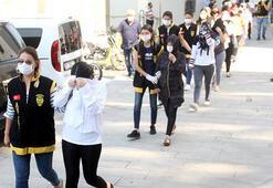 Adanada çocukları fuhuşa sürükleyen şebekeye operasyon