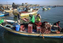 İsrailden Gazzede balıkçılara yönelik 6 ayda 172 ihlal